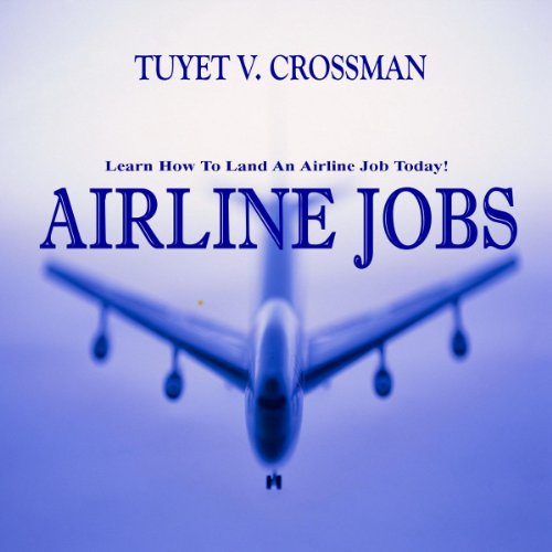 Airline Jobs audiobook cover art