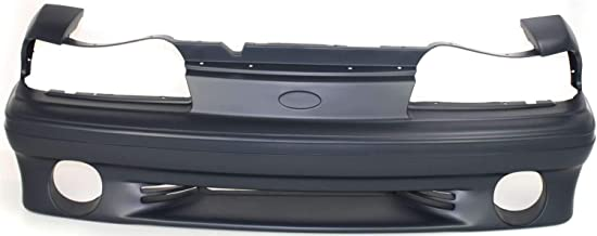 Front Bumper Cover for FORD MUSTANG 1987-1993 Primed GT Model