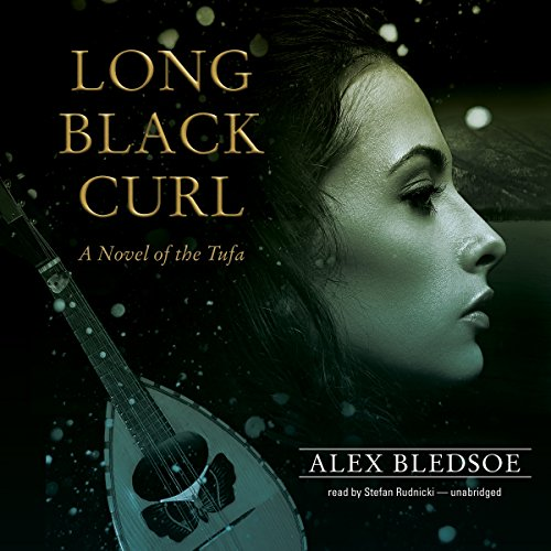 Long Black Curl cover art