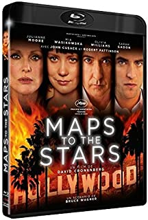 Maps to the Stars (2014) (Blu-Ray)