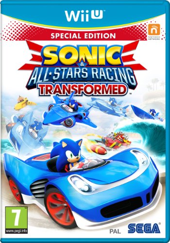 Sonic & All-Stars Racing : Transformed : limited edition [import anglais]