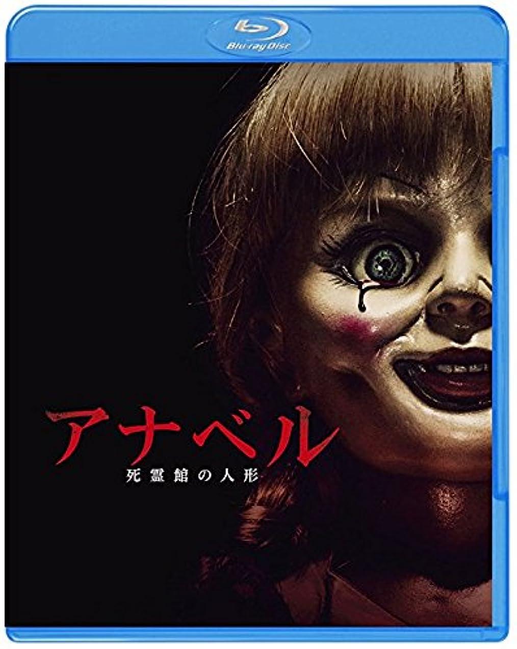 申請者スキャン勇敢なアナベル 死霊館の人形 [WB COLLECTION][AmazonDVDコレクション] [Blu-ray]