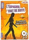 Coffret l'Espagnol Tout de Suite -Tout Audio 2cd- (French Edition) by Collectif(2007-04-09) - LANGUES POUR TOUS - 01/01/2007