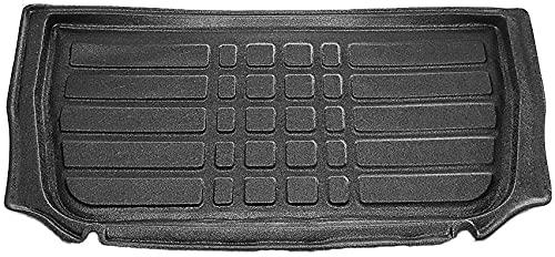Gummi Auto Kofferraummatten für Mini Countryman 2011-2017, Wasserdichte Waschbare Geruchsneutral Kratzschutz Passgenau Mit Rand