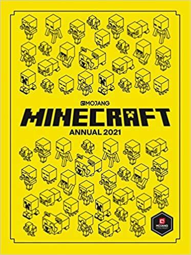 Minecraft Annual 2021 Hardcover 3 Sept 2020