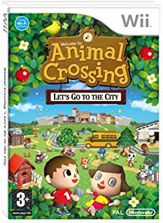 WII ANIMAL CROSSING LET'S GO TO THE CITY WITH WII SPEAK