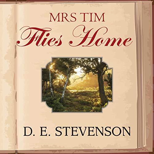 Mrs Tim Flies Home audiobook cover art