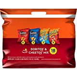 Frito-Lay 18 Piece VP Doritos & Cheetos Mix, 17.625 Ounce
