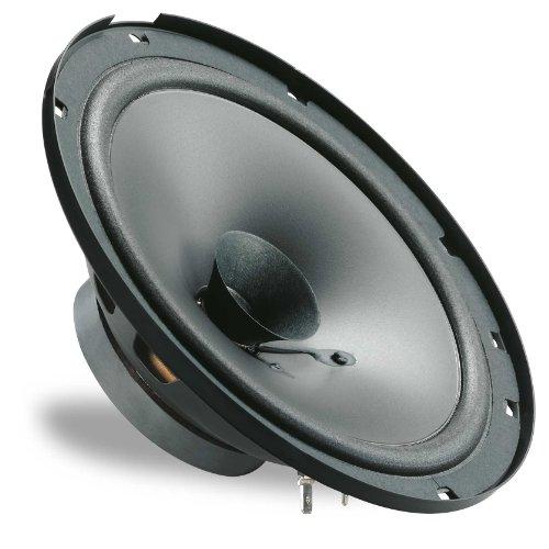 Phonocar Alpha 66/126 Doppelkonus-Lautsprecher (60 Watt) schwarz