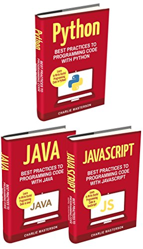 Code: 3 Books in 1: Best Practices to Programming Code with Python + JavaScript + Java (English Edition)