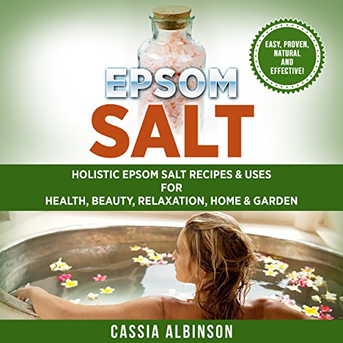 Epsom Salt audiobook cover art