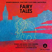 Fairy Tales: Poems and Music for Children by Kenneth Branach (2013-06-25)
