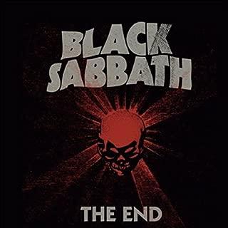 Black Sabbath THE END exclusive tour edition CD in jewel case