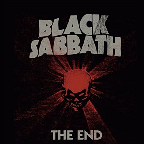 Black Sabbath THE END exclusive tour edition CD in jewel case