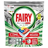 Fairy Dishwasher Platinum Plus - Detergente para tabletas