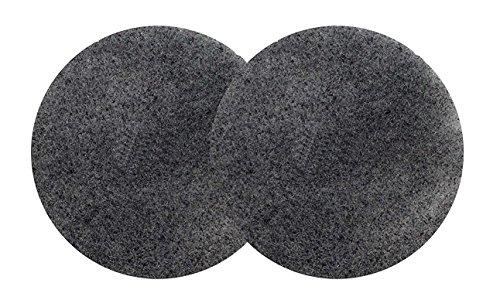 Eureka Foam Mighty Mite Ii Using N or Mm Bags Filter 2-Pack
