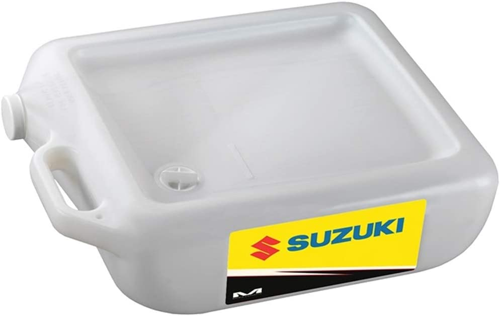 Suzuki M21 Oil Drain Waste Container 990A0-99130 quarts Free shipping In a popularity New 6