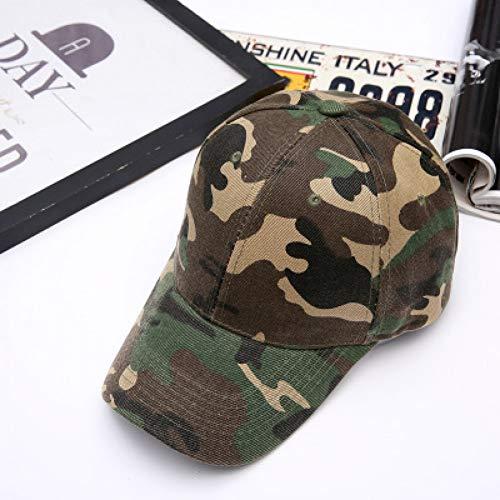 Baseballmütze Kappe Hut Cap Mode Tarnung Baseball Cap Cap Casual Snapback Hut Für Männer Army Cap Frauen Gorra Casquette Großhandel