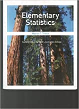 Elementary Statistics Custom Edition for East Los Angeles College 2006 10th Edition (elementary stat