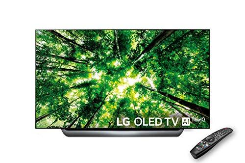 LG OLED AI ThinQ 55C8 - da 55'' - 4 K Cinema Vision, HDR, Dolby Atmos...