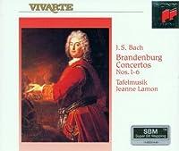 Brandenburg Concertos 1
