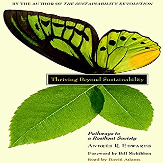 Thriving Beyond Sustainability cover art