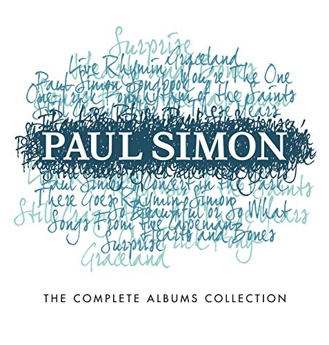 Paul Simon: The Complete Albums Collection (Coffret 15 CD)
