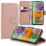 Galaxy A90 5G Case, Galaxy A90 5G Book Cover Premium PU