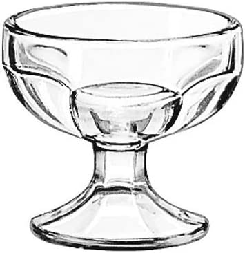 Libbey Glass 5162 Sherbet Dish 4.5 SET CASE OF 72 PER Max 44% OFF Inexpensive oz