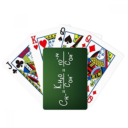Chestry Kowledge Ionen-Produkt Poker Spielmagische Karte Fun Brettspiel