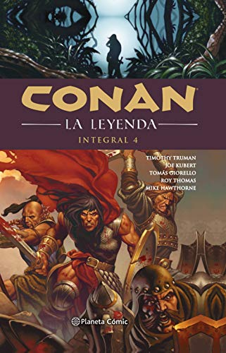 Conan La leyenda Integral nº 04/04