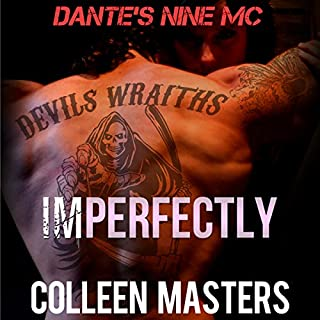 Imperfectly audiobook cover art