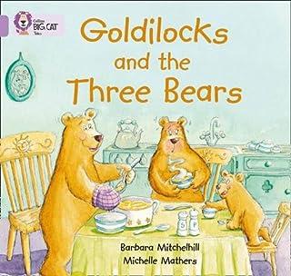 Goldilocks and the three Bears: Band 00/Lilac