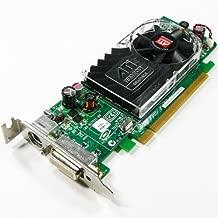 ATI RADEON 256MB PCI-E VIDEO CARD, 109-B62941-00, 102B6290200, 0Y104D (Renewed)