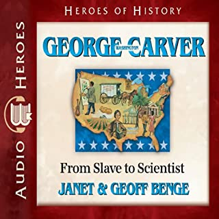 George Washington Carver audiobook cover art