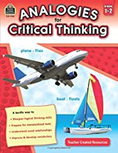 Analogies for Critical Thinking, Grade 1-2