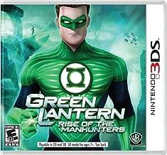 Green Lantern: Rise of the Manhunters - Nintendo 3DS