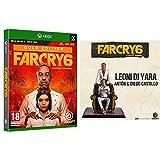 Far Cry 6 Gold Edition Xbox + Far Cry 6 Merch Figura de Anton y Diego