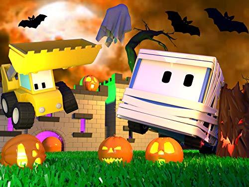 【Halloween ! 】 Süßes oder Saures! / Kammer der Angst / Die Geisterbahn