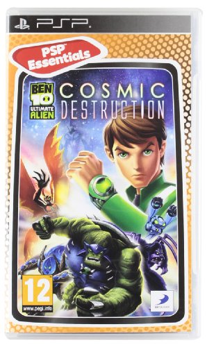 Ben 10: Ultimate Alien Cosmic Destruction - Essentials