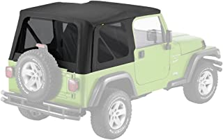 Pavement Ends Black Diamond Bestop 51148-35 Reply Replacement Soft Top
