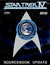 Star Trek IV - The Voyage Home: Sourcebook Update (Star Trek RPG)