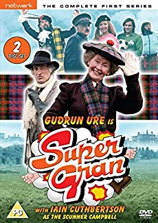 Super Gran - The Complete First Series