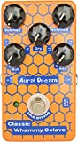 Aural Dream Classic Whammy Octave Guitar Effects Pedal with pitch Shift Up and Down...