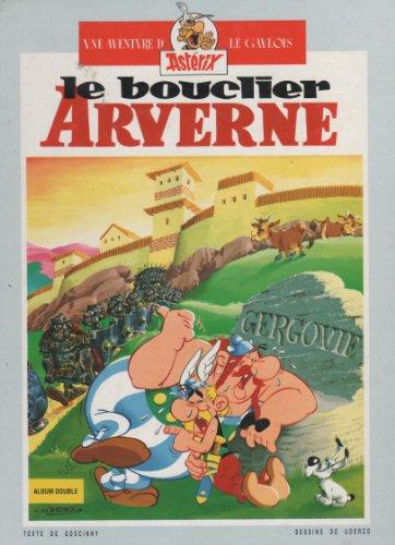Album double : Le bouclier Averne & Astérix aux Jeux Olympiques