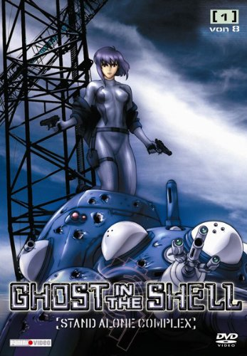 Ghost in the Shell - Stand Alone Complex Vol. 1