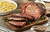 We take our premium boneless prime rib roast, season it with our special recipe and cook it Sous Vide Style to perfection It will arrive to you fully cooked and ready to be heated, sliced, and served Gourmet convenience at your door An impressive ent...