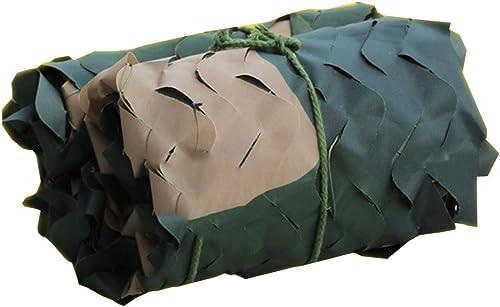 GGYMEI Filet De Camouflage Baisser La Température Anti-UV Matériau Oxford En Filet De Prougeection Vert Montagne, 34 Tailles, Support Personnalisation (Couleur   vert, Taille   7x8m)