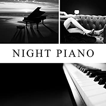 Night Piano – Smooth Jazz, Instrumental Ambient, The Piano Bar, Relaxing Jazz 2017