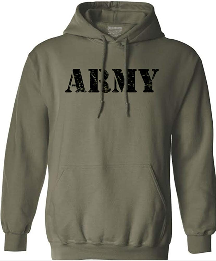Vintage Over item handling Army Logo T-Shirts Challenge the lowest price of Japan Sweatshirts Sizes Hoodies and in Sma